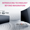 LG breaks all the barriers of imagination: Launches World's First – Curved OLED TV & G Flex