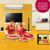 India Celebrates Happiness with World's First Technologies from LG