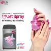 Save Everyday with Jet Spray Technology