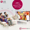 LG Mosquito Away LED TV
