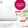 LG Dual Cool Inverter Technology AC