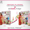 LG Fridge of India