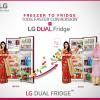 LG Fridge of India