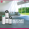 Restart Breathing with LG Puri Care Air Purifier
