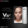 Create, Inspire & Share with LG V30+