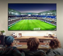 Experience Immersive Viewing with LG OLED TV