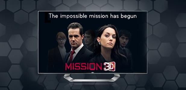 Mission 3D Image