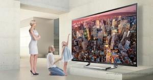 Ultra HD Gigantic Screen