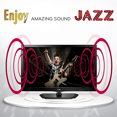 LG Jazz TV