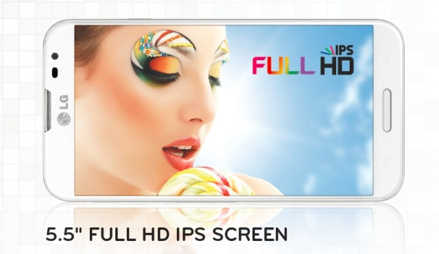 Full HD IPS Display