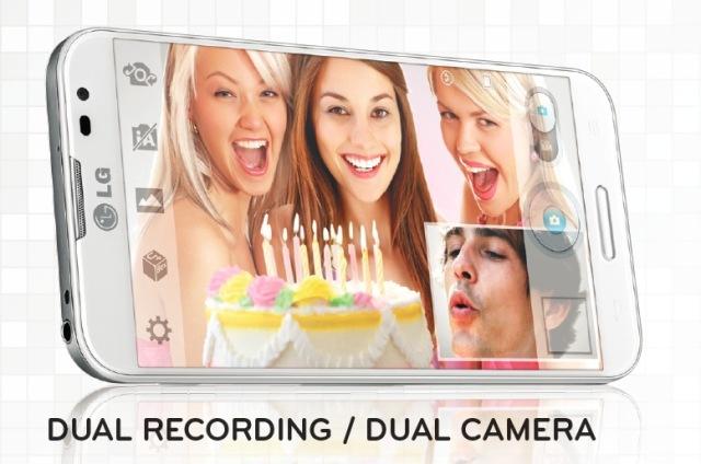 Dual Recording / Dual Camera