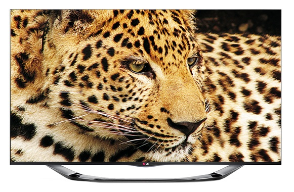 LG Cinema 3D Smart TV - 55LA6910