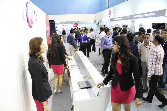 Registration Desk - LG Tech Show