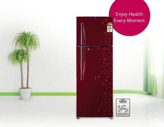 LG Refrigerator GL-D292 RPJLWG
