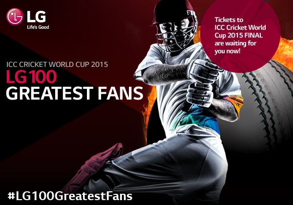 LG 100 Greatest Fans