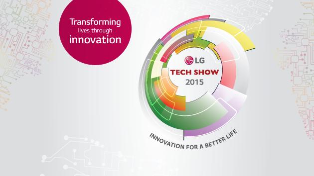 LG Tech Show 2015