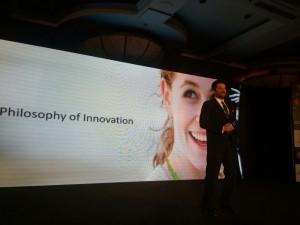 Anil Kapoor at LG G Flex 2 Event