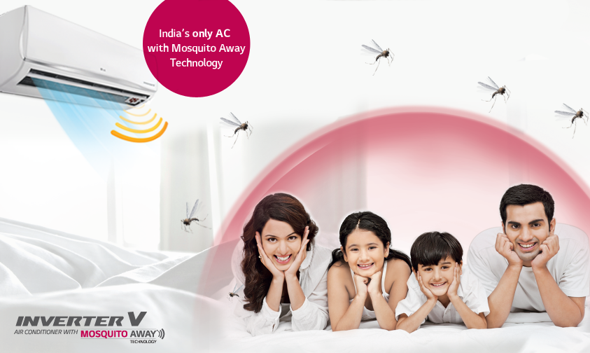 LG Mosquito Away Air Conditioners