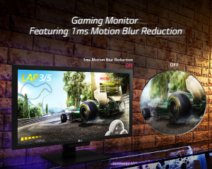 Gaming-Monitor-Motion-Blur-Reduction