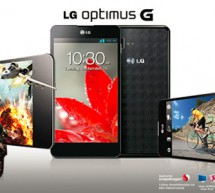 LG OPTIMUS G SMARTPHONE LAUNCHED IN INDIA