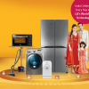 Let's brighten the festival of lights with LG Home Appliances
