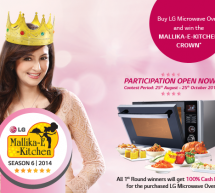 Are you ready to be the next Mallika-E-Kitchen?