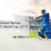ICC CWC15 moments with LG