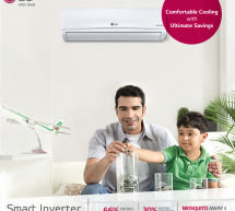 Why LG Smart INVERTER AC is the new cool for 2016?