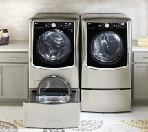 Tough or Tender: The LG Twin Wash Washing Machine