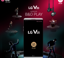 Play More with LG V20