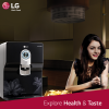 Monsoon Ready with LG True Water Purifier