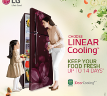 Enhanced Freshness with LG Frost Free Refrigerator