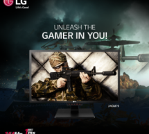 Non-Stop Fun with LG Gaming Monitor