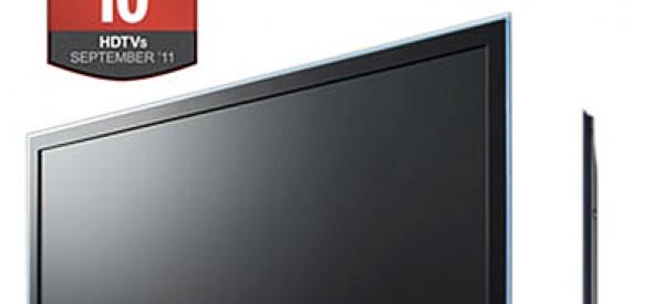 LG Sweeps PCWorld's List of Top 5 3D TVs