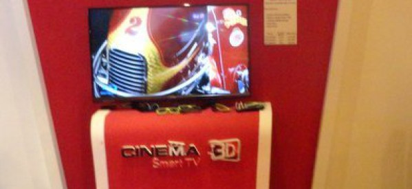 LG Announces Cinema 3D Smart TVs, Which Are Masterpieces!