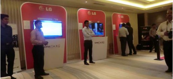 LG, The Leader in Indian TV market plans to occupy 50% of 3DTV Market share