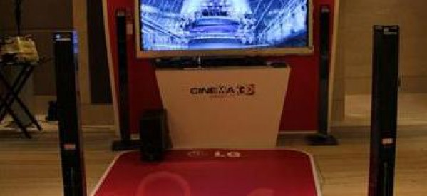 Rendezvous with LG Cinema 3D Smart TV