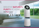 Purify Your Indoor AIR with LG Air Purifiers