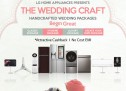 LG Home Appliances Brings Wide Range of Hand Crafted Wedding Packages