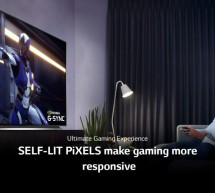 Level Up Your Gaming Experience with LG OLED TV