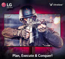 Enhance your gaming experience with LG UltraGear™ Monitor