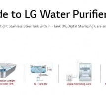 Top 5 Reasons to Upgrade to LG Water Purifiers