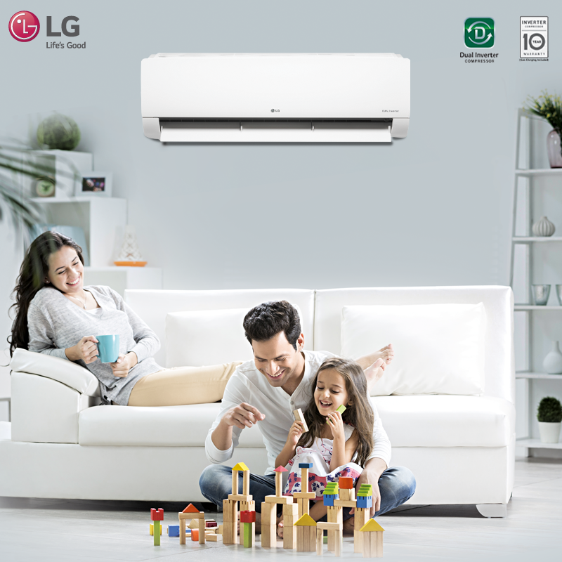 5 Reasons why LG Air Conditioner is a Must in your Home
